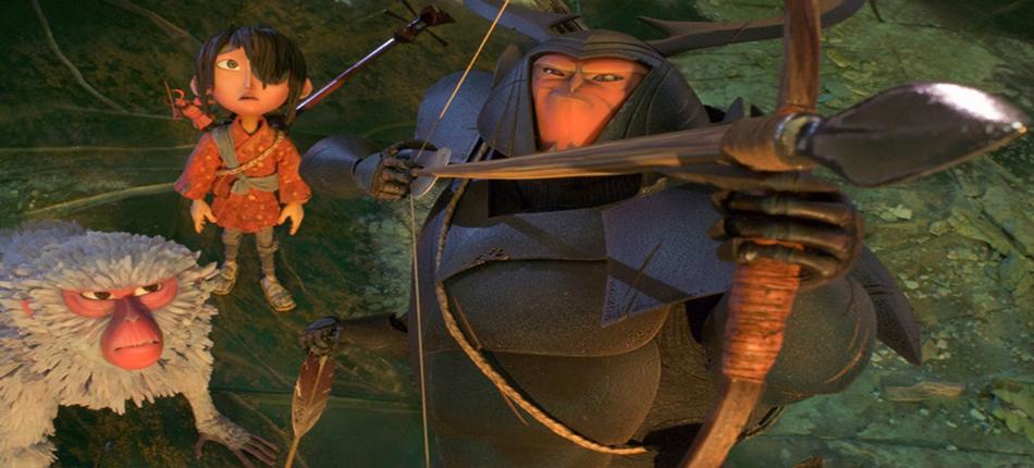 Kubo - den modige kriger. Gr. 2 & 3